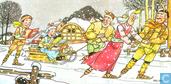 Kerstkaart Standaard Uitgeverij 1995