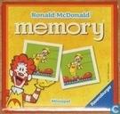 Ronald McDonald memory minispel