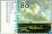 Postzegels - Nederland [NLD] - Nederlandse kunst 17e eeuw