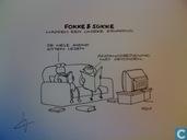 Fokke & Sukke - VARA Gids week 16 2009