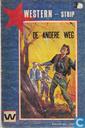 Bandes dessinées - Western - De andere weg