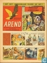 Comics - Arend (Illustrierte) - Jaargang 7 nummer 29
