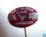 Fa. A.J. de Heus Barneveld veevoeders