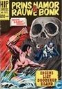 Comic Books - Hulk - Ergens ligt Doodskop eiland