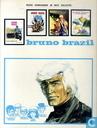 Comic Books - Bruno Brazil - De nacht der jakhalzen