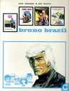 Strips - Bruno Brazil - De nacht der jakhalzen