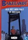 Comic Books - Bakelandt - Als het mes valt in Brugge