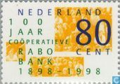 Timbres-poste - Pays-Bas [NLD] - Rabobank 1898-1998
