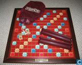 Board games - Scrabble - Scrabble de Luxe