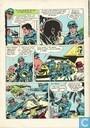 Strips - Zwarte Valk - Een menselijke dynamo