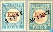 1906 Due stamp (NL P4)