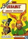 Strips - Urbanus [Linthout] - Urbanus' onnozele spelletjesboek