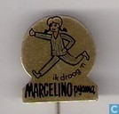 Ik draag 'n Marcelino pyama (meisje)