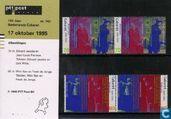 Postzegels - Nederland [NLD] - Cabaret 1895 - 1995