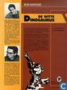 Bandes dessinées - Bob Marone - De witte dinosaurus