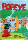 Comics - Popeye - Popeye en de stam van de Stoofperen