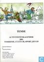 Temse Activiteitenkalender 2001 toerisme, cultuur, sport, jeugd