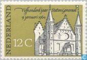 Timbres-poste - Pays-Bas [NLD] - États généraux 1464-1964