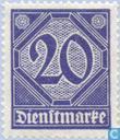 Pour la Bavière, empreinte