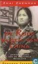 De rode bloem van China