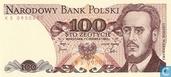 Polen 100 Zlotych 1982