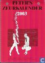 Peter's zeurkalender 2003