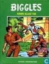 Comics - Biggles - Hawk slaat toe