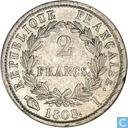 France 2 francs 1808 (I)