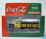 Voitures miniatures - Hartoy Inc. - Peterbilt 260 'Coca-Cola'