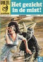 Bandes dessinées - Gezicht in de mist, Het - Het gezicht in de mist!