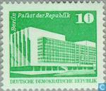 Constructions socialistes en RDA