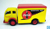 Model cars - Tonkin - Volvo Delivery Truck 'Coca-Cola'