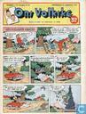 Bandes dessinées - Ons Volkske (tijdschrift) - 1957 nummer  33