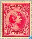 Postage Stamps - Netherlands [NLD] - Princess Wilhelmina
