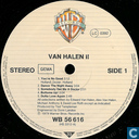 Vinyl records and CDs - Van Halen - Van Halen II