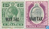 1917 War tax (MAL 14)