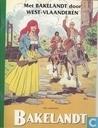 Comic Books - Bakelandt - Met Bakelandt door West-Vlaanderen