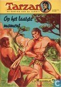 Comics - Tarzan - Op het laatste moment