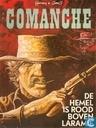 Comic Books - Comanche - De hemel is rood boven Laramie