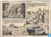 Comic Books - Red Knight, The [Vandersteen] - De stenen beelden