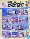 Bandes dessinées - Ons Volkske (tijdschrift) - 1958 nummer  47