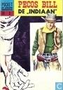 Bandes dessinées - Pecos Bill - De indiaan
