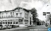 Ruurlo, Dorpsstr. met Hotel Avenarius