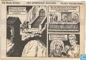 Comics - Rote Ritter, Der [Vandersteen] - Het sprekende zwaard