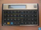 HP-12C (met gele tekst)