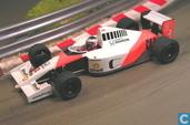 Voitures miniatures - Onyx - McLaren MP4/6 - Honda