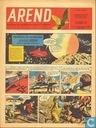 Comic Books - Arend (tijdschrift) - Jaargang 10 nummer 51