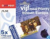 Postzegels - Nederland [NLD] - De Nachtwacht (I)