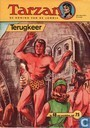 Comic Books - Tarzan of the Apes - Terugkeer