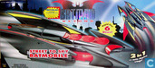 Batman Beyond Street to Sky Batmobile